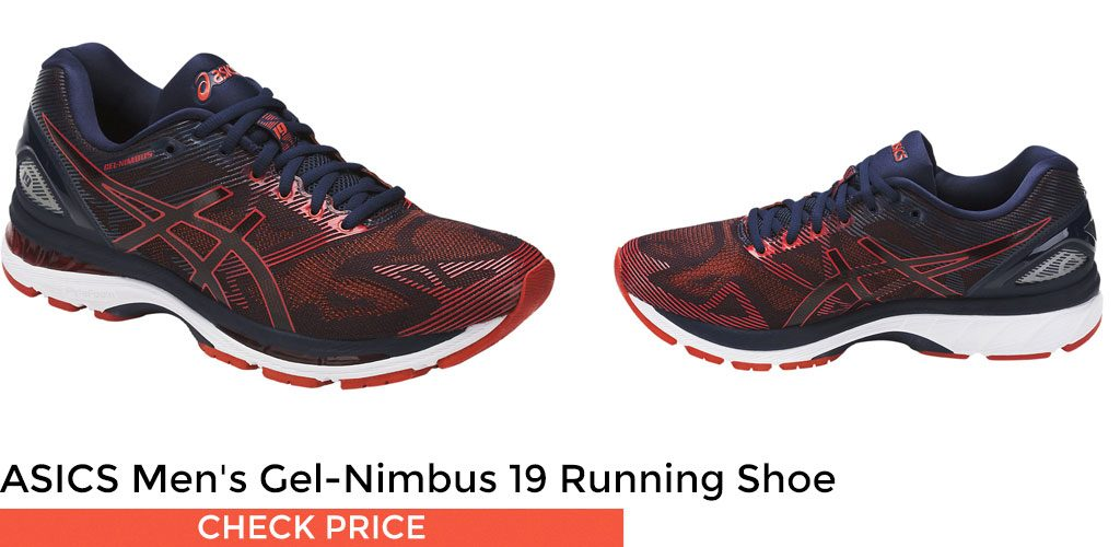 ASICS Men's Gel-Nimbus 19 Running Shoe Reviewed