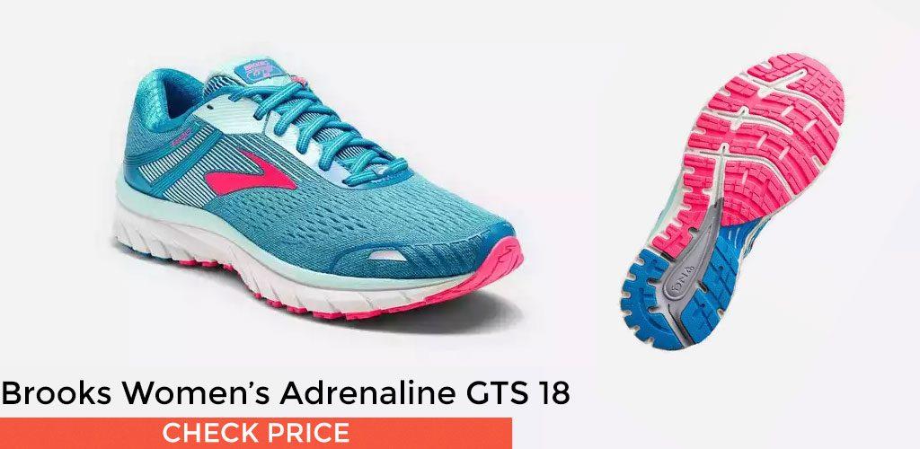 Brooks Womens Adrenaline GTS 18