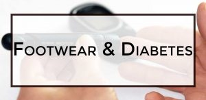 Footwear & diabetes: fixing diabetic foot ulcers & foot pain