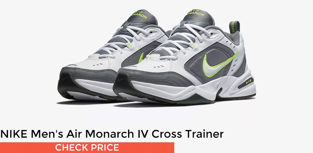 NIKE Men's Air Monarch IV Cross Trainer Review