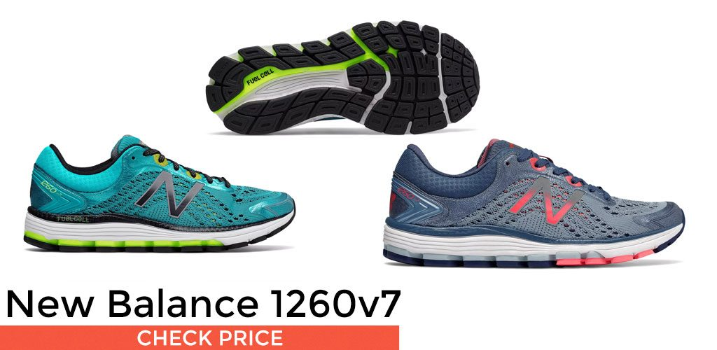 New Balance Women s 1260v7 Running Shoe 39bfa423edc
