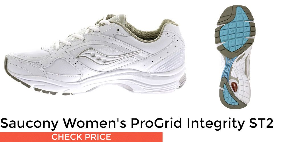 Saucony Women's ProGrid Integrity ST2 Walking Shoe