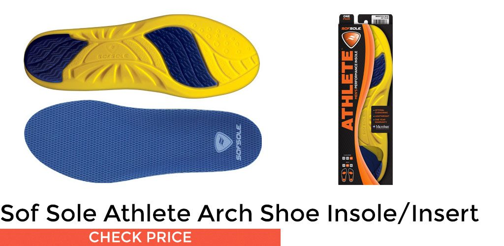 a58a317c8f Best insoles for plantar fasciitis and heel pain reviewed