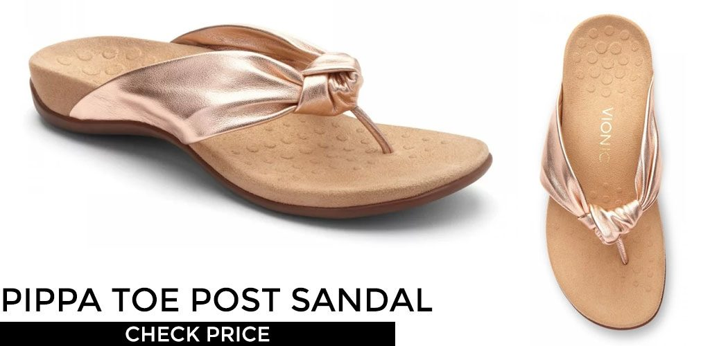 Vionic Pippa Toe Post Sandal