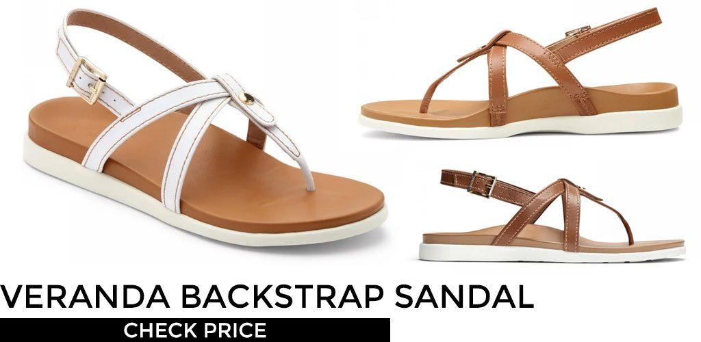 Vionic Veranda Backstrap Sandal