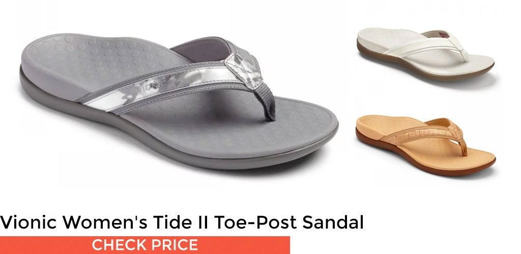 Vionic Women's Tide II Toe-Post Sandal