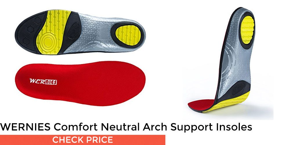 059d31105d The WERNIES Comfort Neutral Arch Support insoles feature a honeycomb design  for maximum comfort with reinforced arch support; this is ideal for long  runs, ...