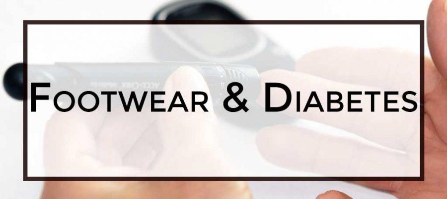 Footwear & diabetes: fixing diabetic foot ulcers & foot pain