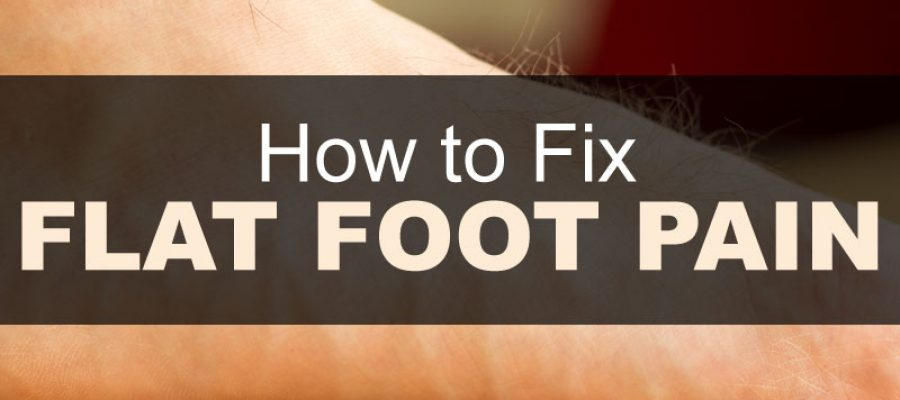 how-to-fix-flat-foot-pain