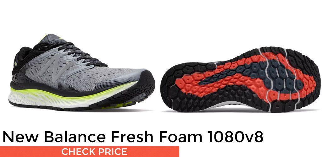 7f628772bc2b New Balance Men s Fresh Foam 1080v8 Running Shoe