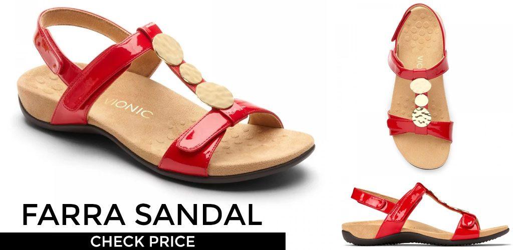 Vionic Sandals Farra Sandal